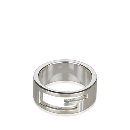 Gucci Sterling Zilveren Knipsel Ring