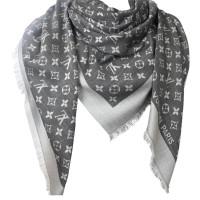 Louis Vuitton Monogram Denim Cloth in Black
