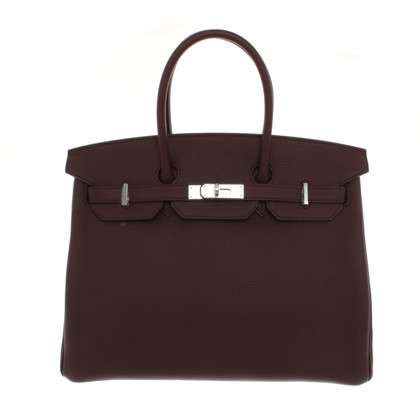 "Hermès ""Birkin Bag 35"" made of Togo leather"