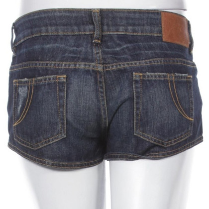 Maje shorts in denim