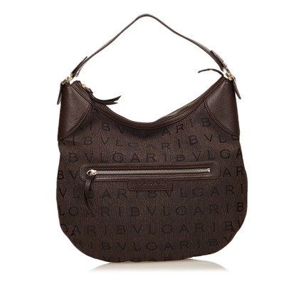Bulgari Logomania Single Strap Shoulder Bag