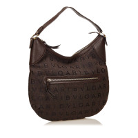 Bulgari Logomania Single Strap Shoulder Bag