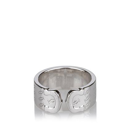 Cartier C De Cartier Logo Ring