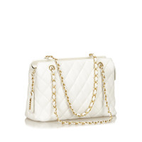 Chanel Quilted Caviar Chain Shoulder Bag