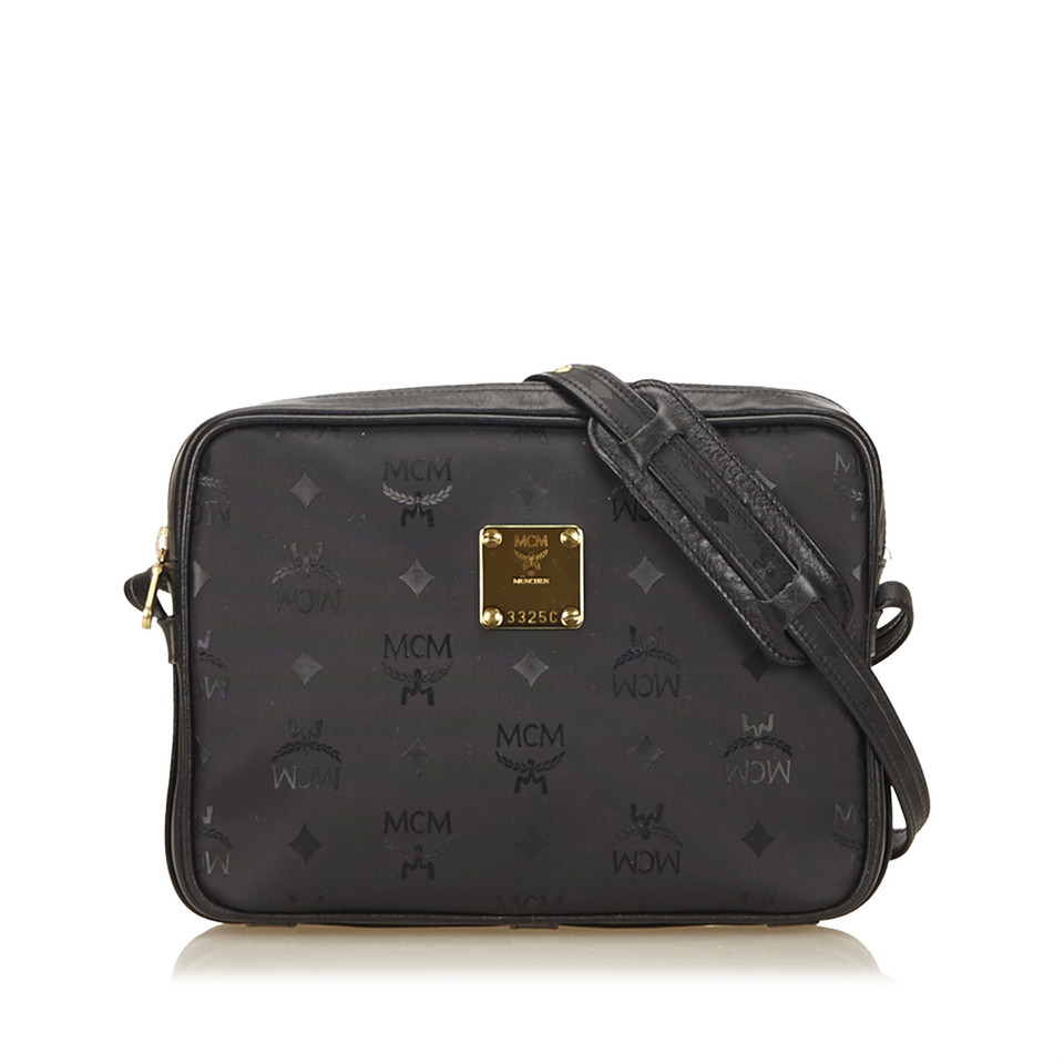 MCM PVC Shoulder Bag
