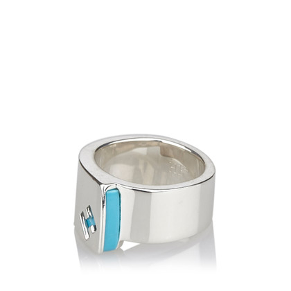 Hermès Sterling Zilveren Ring