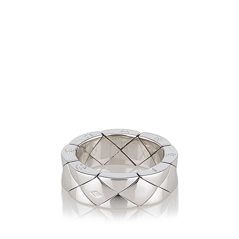 Chanel Matelasse Ring