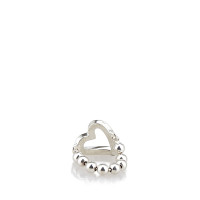 Gucci Heart Cutout Ring
