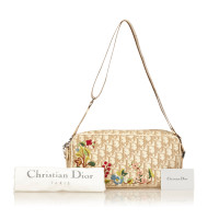 Christian Dior PVC Diorissimo Shoulder Bag