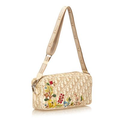 Christian Dior PVC Diorissimo Shoulder Bag
