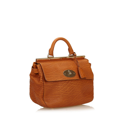 Mulberry Leather Handbag