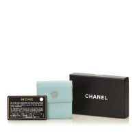 Chanel Leather Coin Pouch