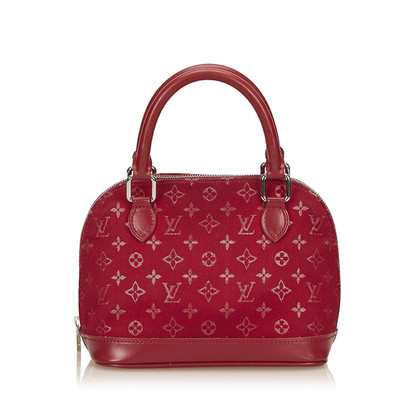 Louis Vuitton MIni Alma Satin