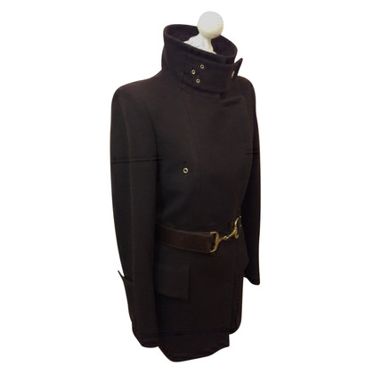 Gucci Gucci haute couture jas met cashmere
