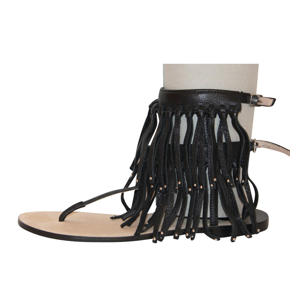 By Malene Birger Sandals in black