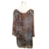 Other Designer Ana Alcazar Dress of Silk