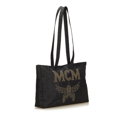MCM Nylon Shoulder bag a vite prigioniera