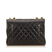 Chanel Jumbo Quilted Lambskin Flap Bag