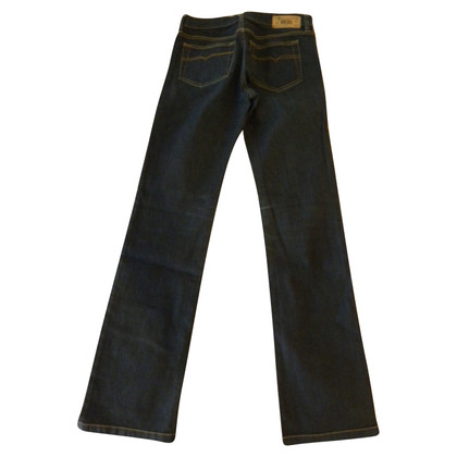 Diesel Black Gold Blue jeans