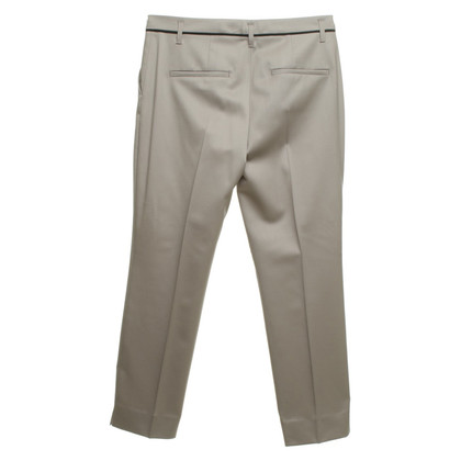 Dorothee Schumacher Classic trousers in 3/4 length