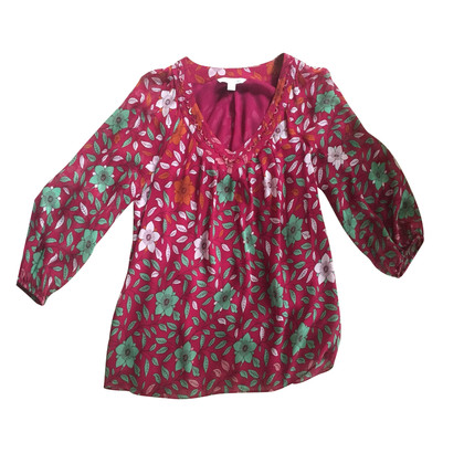Diane von Furstenberg Gemusterte Bluse