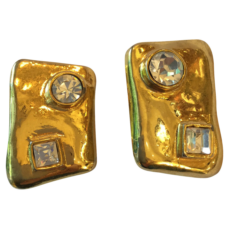 Christian Lacroix Earrings in gold