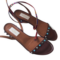 Valentino Sandals in brown
