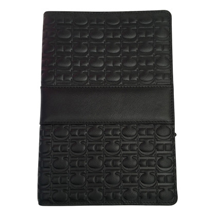 Carolina Herrera iPad Case aus Leder