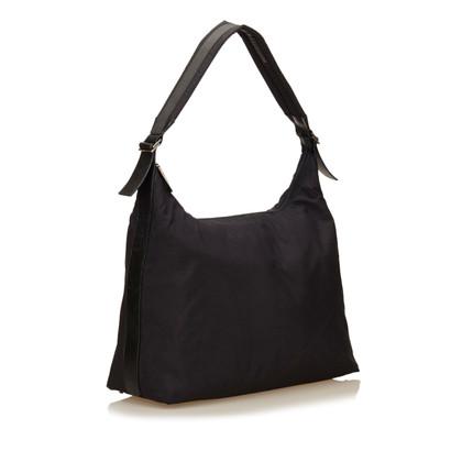 Salvatore Ferragamo Nylon Shoulder Bag