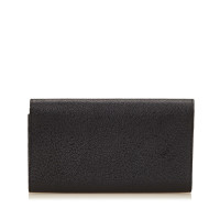 Gucci Leather Horse Bit Wallet