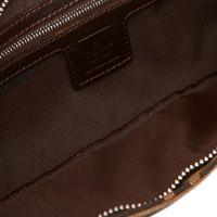 Fendi Jacquard Zucca Shoulder Bag