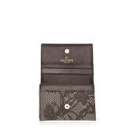 Valentino Spitze PVC-Kartenhalter