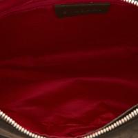 Bulgari Jacquard Shoulder Bag