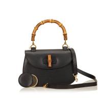 Gucci Bamboo Handbag Bag