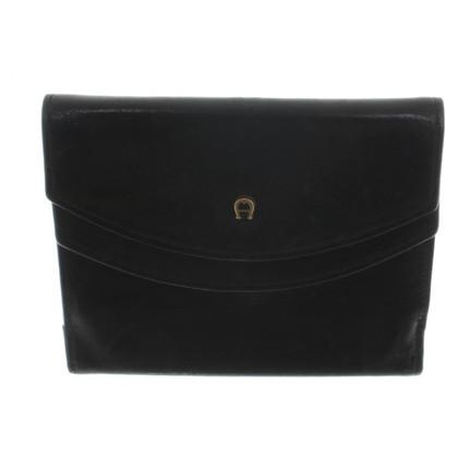 Aigner Wallet in black