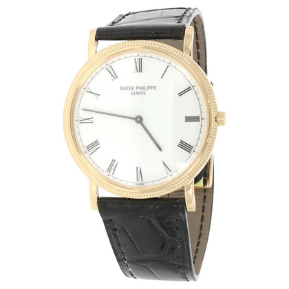 "Patek Philippe ""Calatrava 750 yellow gold"""