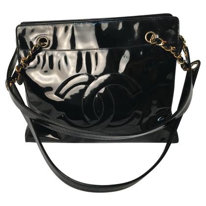 Chanel Patent leather Crossbody