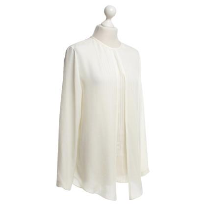 Etro Cream colored silk blouse