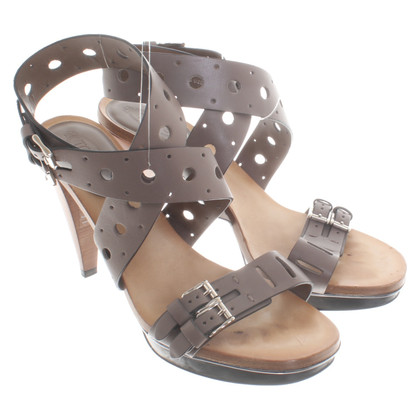 Tod's Sandals in taupe