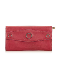 Céline Leather long Wallet