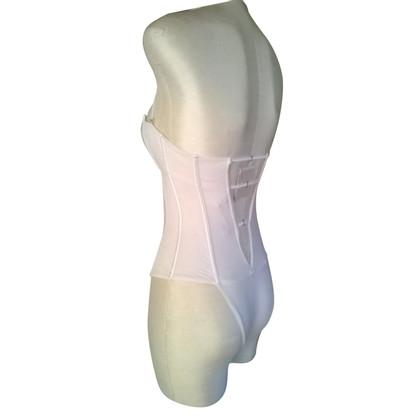 La Perla Swimsuit in white