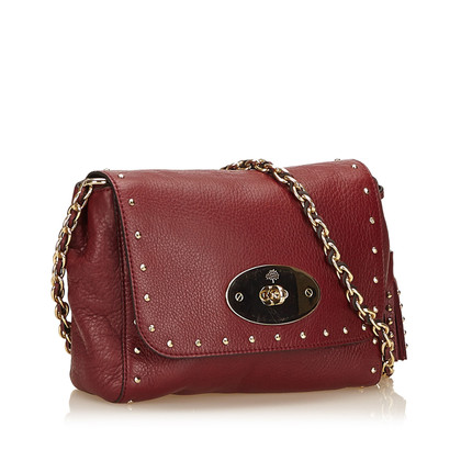 Mulberry Studded Leather Lily