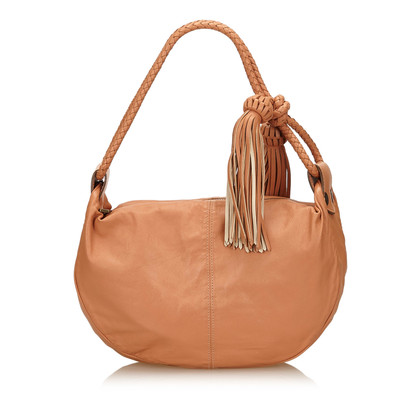 Mulberry Leren Tassel Shoulder tas