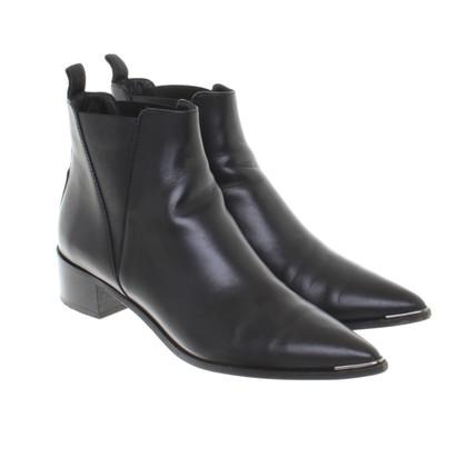 Acne Boots in zwart