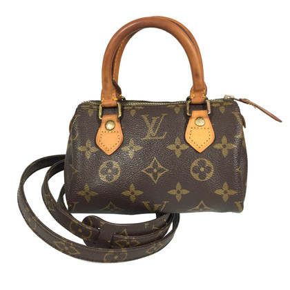 "Louis Vuitton ""Mini Speedy HL Monogram Canvas"""