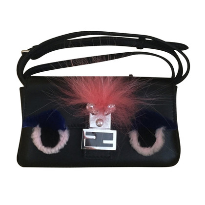 "Fendi ""Micro Baguette Bag"" Monster Edition"