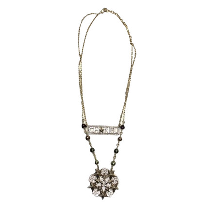 "Chanel Ketting ""Double Star"""