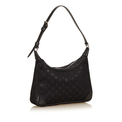 Louis Vuitton Monogram Satijn Little Boulogne