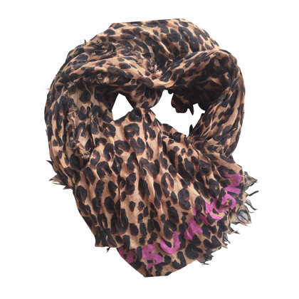 Louis Vuitton Leopard Stole