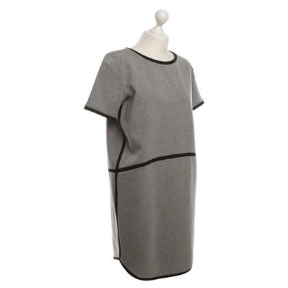 Max Mara Dress in grey/black